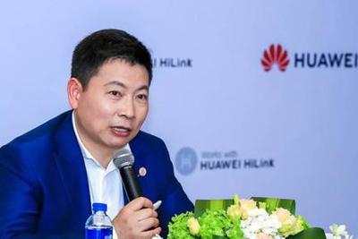余承东:不做电视业务但要连接全球三成家电