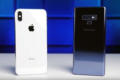 Galaxy S10+和iPhone XS Max速度测试:三星赢了