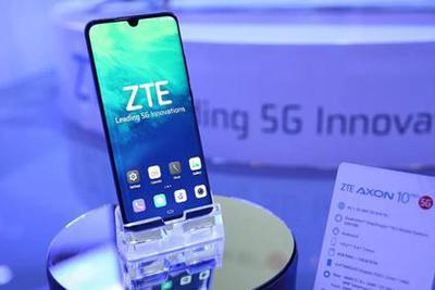 中兴通讯:5G手机二季度率先在欧洲和中国上市