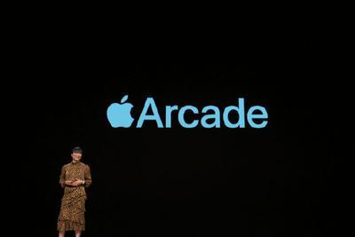 苹果推出游戏订阅服务Arcade