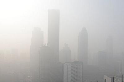 北京:沙尘虽然减少,治霾仍不轻松