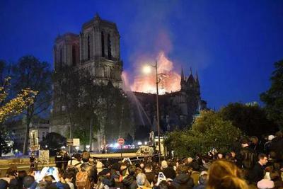 巴黎圣母院起火或为电线短路!再次敲响文物安全警钟