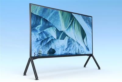 索尼98寸8K电视售价公布:售价不菲