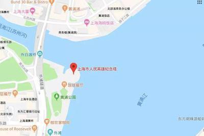 在中国,没有地图能显示你的真正位置