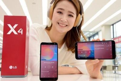 中端机也能主打HiFi 2019款LG X4售价不足两千元