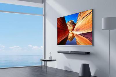 """壁画电视早就有了 但小米终于让它回归""""正常"""""""