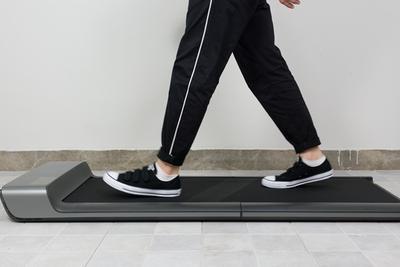 评测:减肥健身很简单 在米家走步机上走两步就行