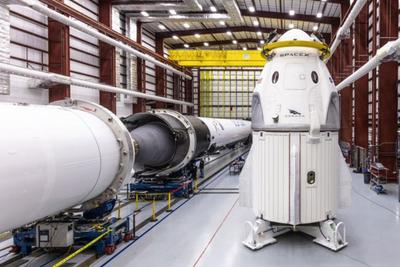 SpaceX高管证实:用于载人的太空舱在测试中毁坏