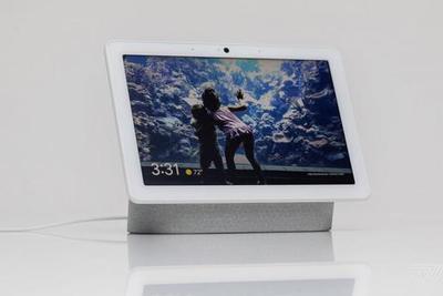 谷歌Nest Hub Max上手:智能屏幕首次搭载前摄
