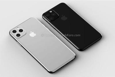 产业链曝光iPhone 11设计图:后置三摄没悬念?