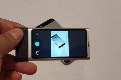 诺基亚2013年安卓原型机曝光:不足巴掌大小
