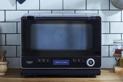 学做菜很难吗?日立这台微波炉帮你搞定