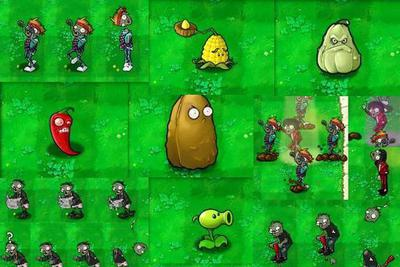 回忆杀 曾风靡全球的植物大战僵尸十岁了
