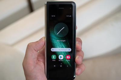 三星电子或下月正式推出折叠屏手机Galaxy Fold