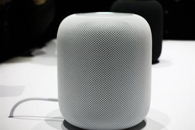 苹果HomePod大促销 白色款直降1000元