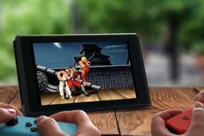 传任天堂两款Switch新机已在东南亚投产