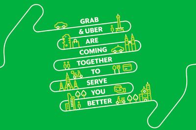 越南工商部竞争管理局:Grab和Uber的合并是合法的