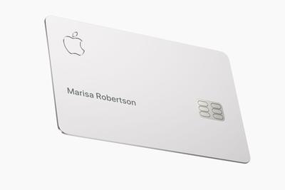 Apple Card信用卡新进展 苹果已发动数千员工内测