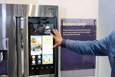 5G能为冰箱带来些什么? 智能化将成一大爆点
