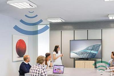 飞利浦Hue公司发布可提供250Mbps传输速率的Li-Fi灯