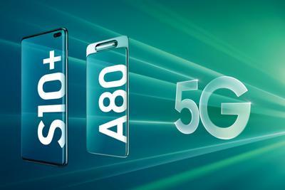 三星推出5G换机计划:老用户最低0元升级5G手机