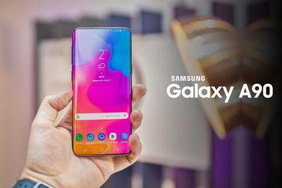 Galaxy A90曝光 这应该是三星首款中端定位的5G手机