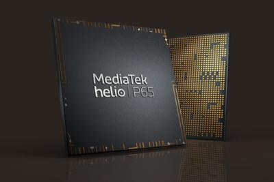 联发科发布Helio P65芯片:12nm工艺 首款产品7月上市