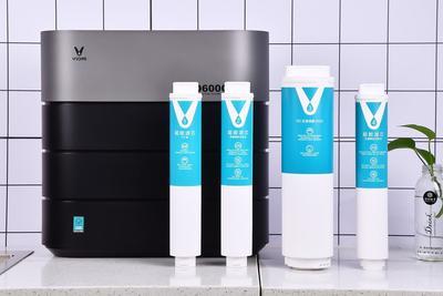 """净水也能""""智能"""" 云米V2(600G)净水器评测"""