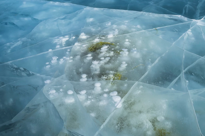"""潜藏的灾难:海洋冷冻大量""""火冰""""一旦释放将引发海啸"""