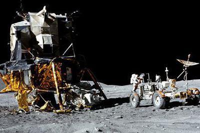 人类登月50周年 新颖奇妙的载人登月方案和工具