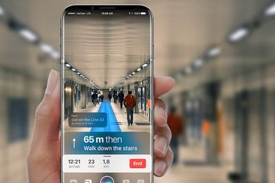 明年的iPhone可能会装上ToF摄像头 让照片拍出深度