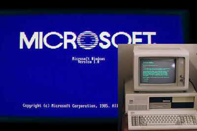 比你更老的系统重现江湖?探索神秘的Windows 1.11