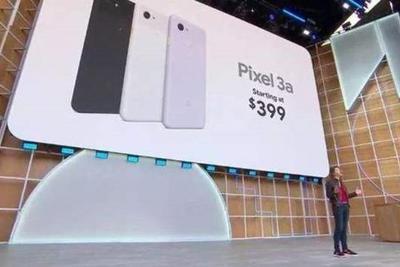 谷歌Pixel 3a拍照成绩出炉 竟成亚马逊销量冠军
