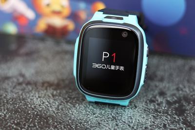 360儿童手表P1体验:双摄解锁更多玩法