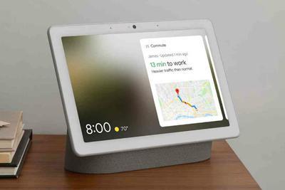 谷歌Nest Hub Max将于9月9日发售 229美元