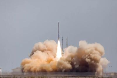 一箭双星 中国民营运载火箭首次入轨