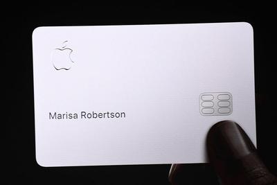 Apple Card信用卡终于要来啦!预计8月上旬推出