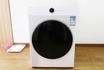 又一解放双手居家好物 米家互联网洗烘一体机Pro体验