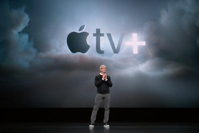 Apple TV+服务计划11月上线 苹果已经投入60亿美元
