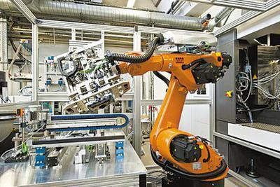 全球机器人市场规模近300亿美元_网赚小游戏