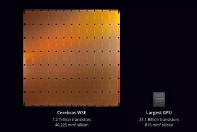 一个比iPad还大的芯片 目前史上最大的芯片来了