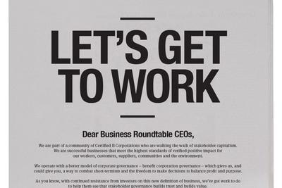 美商业领导团体公开呼吁:苹果等公司应重地球轻盈利