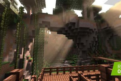 光线追踪技术已经开始运用 这对游戏世界有很大影响