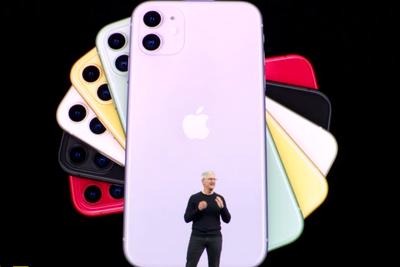 iPhone 11 64GB售5499元