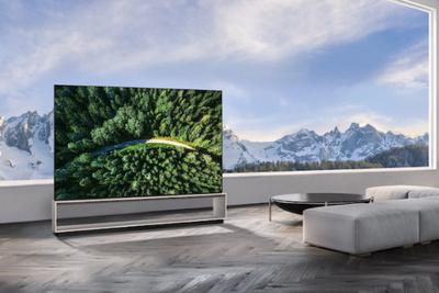 LG 88寸8K OLED电视上市 顺便蹭了下苹果热点