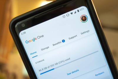 谷歌向安卓智能机用户推出Google One云备份服务