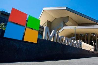 微软股价再创历史新高 总市值达10800亿美元