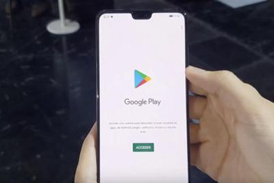 外媒成功在华为Mate 30上安装Google Play