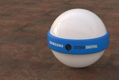 三星智能家庭机器人专利公布:球形设计 会滚动