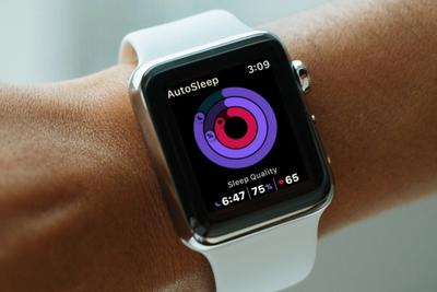 苹果仍对用户如何睡觉这件事感兴趣